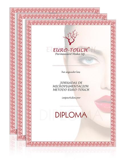 Diplomas Euro-Touch