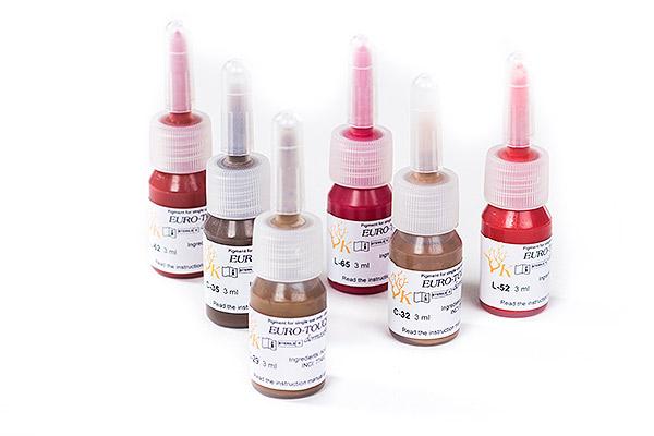 Pigmentos ET-DermaSafe